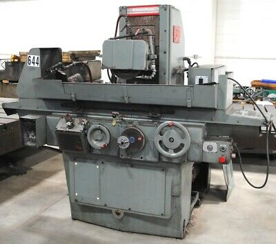 Brown Sharpe 1030 Micromaster Hydraulic Surface Grinder