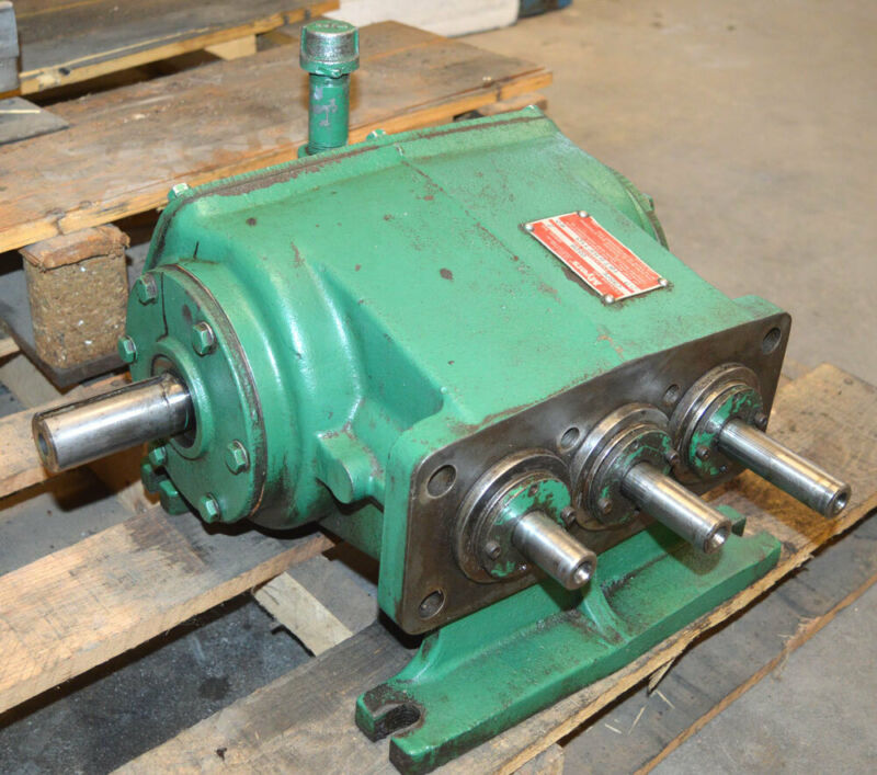 Myers C35PE High Pressure Reciprocating Piston Pump 35-GPM - AS/IS for Parts