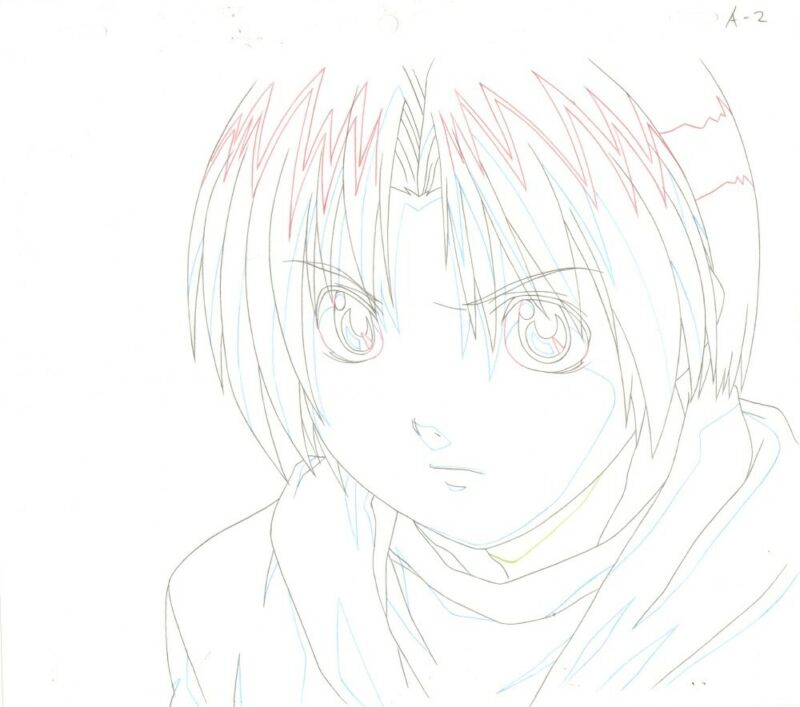 Anime Douga not Cel Hikaru no Go #10