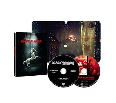 New Blade Runner Final Cut Limited Edition 4K ULTRA HD & Blu-ray Steelbook Japan