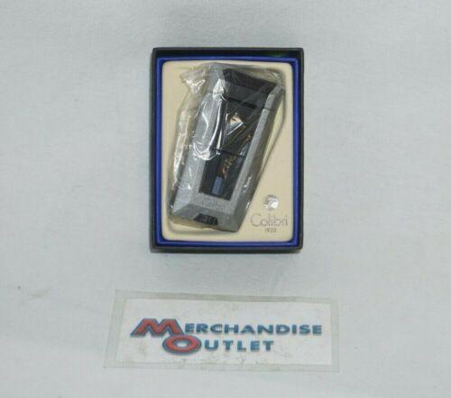 Colibri Stealth 3 Triple-Jet Cigar Lighter (Silver)