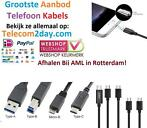 USB Data en laad kabel Type C USB Kabel oplader Snoer