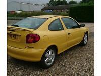 Renault Megane low mileage in super condition