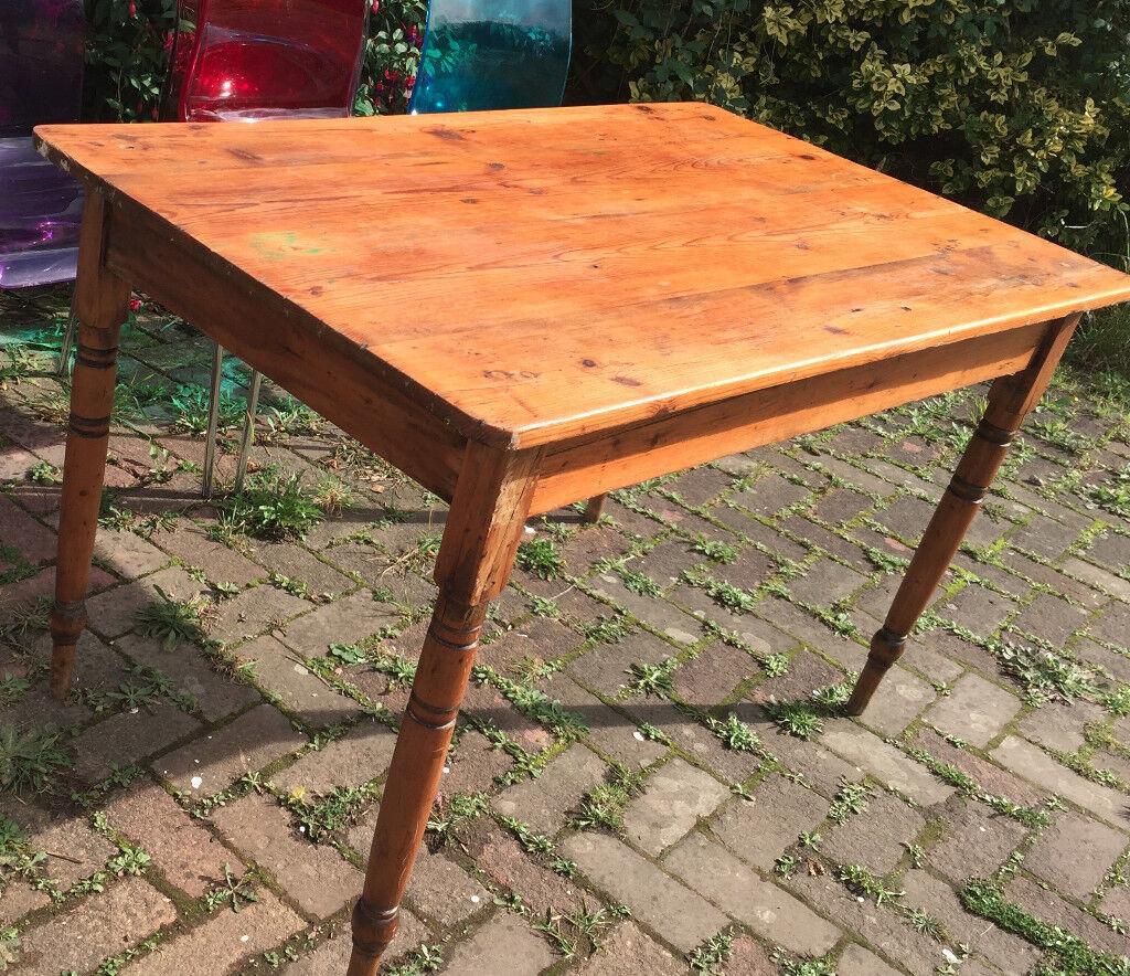 Oak Table Stunning Fully Oiled