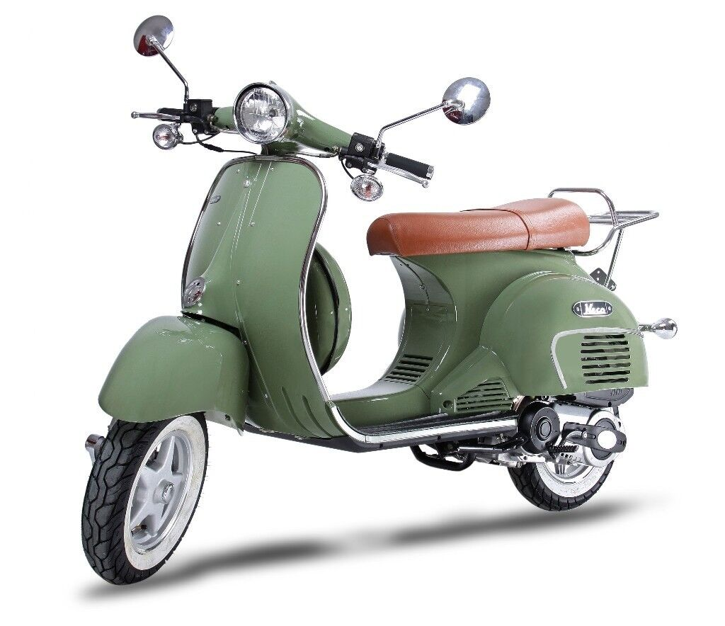 neco abruzzi 50cc retro scooter 2012 vespa lexmoto milano. Black Bedroom Furniture Sets. Home Design Ideas