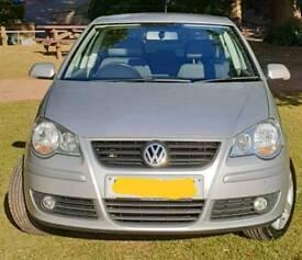 2008 Volkswagen Polo Match 1.4 TDI 3Dr