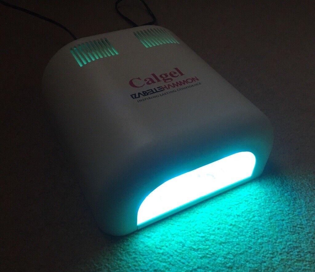 CALGEL Gel Nail heat lamp. | in Stirling | Gumtree