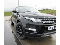 AND ROVER RANGE ROVER EVOQUE 2.2 SD4 PURE TECH 5d AUTO 190 BHP 12 Month Parts & Labour Warranty