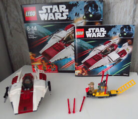 LEGO STAR WARS A-WING 75175 RETURN OF THE JEDI