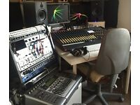 **Recording Studio £65 PerDay**--Recording/Producing/Mixing/Sound Engineer--