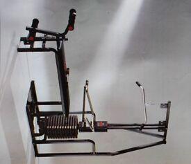 York Home Gym 2001 Fitness System