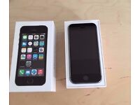 Apple iPhone 5S 16GB (Space Grey) UNLOCKED in Perfect Working Order (Boxed)