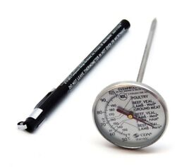 CDN Proaccurate Ovenproof Roast/Meat/Poultry Thermometer - IRM190C............Brand New