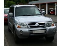 Reliable low milage Mitsubishi Shogun LWB Elegance 3.2 Di-D 2006 (56)