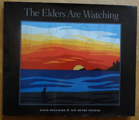 The Elders are Watching – the art of Roy Vickers. Canadian First Nation art.