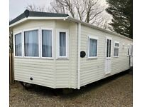 ABI Brisbane Prestige Static Caravan For Sale Off-site