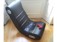X-Rocker Rockster 2.1 Surround Sound Gaming Chair. Delivery options available.