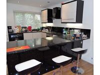 BRAND NEW 3 BEDROOM HOUSE WITH A GARDEN IN BRIXTON