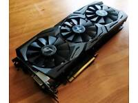 Asus Strix AMD Radeon RX 480 OC (8GB) - GDDR5 - PCIE Gaming Graphics Video Card