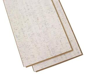 Bleached Birch Cork Flooring for More warmth, More comfortable,  More silence  More walking comfort, More  ....