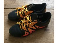 Boys Size 5.5 adidas trainers