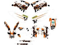 KIT KTM SX EXC 2008 , 2009 , 2010 , 2011 Sticker best quality.