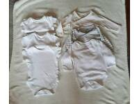 Baby New born unisex bundle 0-3