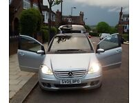 MERCEDES BENZ A CLASS Elegance WITH UPGRADES Mercedes A-CLASS. LOW MILEAGE.