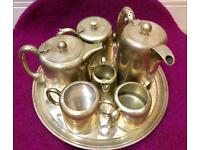 Silver Plated tea/coffee set