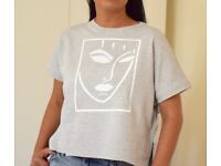 Brand new...Casual smart woman t-shirt, size S, M
