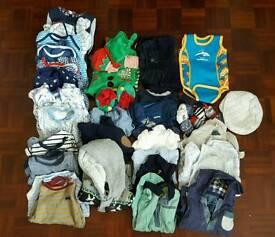 3-6 months boy clothes bundle