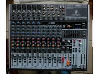 Dj mixer 18 channel