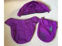 Babystyle Oyster carry cot colour pack grape