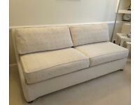 Gainsborough-bed settee-overall approx 6ft-Bed 4ft.6 double- seats up to 4 persons easy to convert