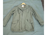Vintage NATO / Dutch Army M1953 Field Jacket (as new) - Size Large