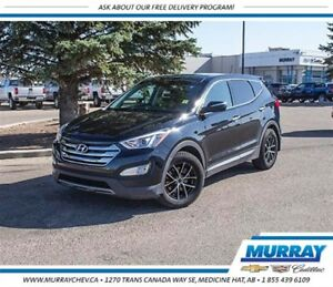 2013 Hyundai Santa Fe Sport AWD *Turbo *Panoramic Sunroof