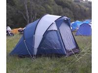 Trespass Go Further 2 Man Tent + Home made footprint for sale