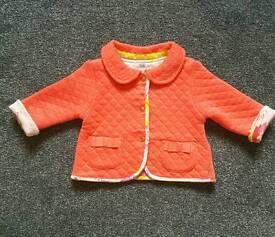 Ted Baker 0-3m Baby Girl Jacket
