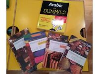 Learn Arabic. Palgrave course and Arabic for dummies worth nearly £90