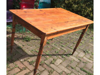 Oak Table Fully Oiled Stunning Classic Country Kitchen