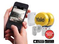 Yale EF-KIT3 Easy Fit Smart Phone Alarm Kit BRAND NEW **CHEAPEST ONLINE **249.99**