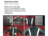 Morotcycle jacket