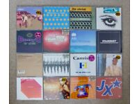 DANCE HIP HOP CD SINGLES PLEASE SEE PHOTOS FOR CDS SINGLE £1 EACH OR ALL 44 FOR £25