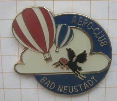 AERO-CLUB / BAD NEUSTADT ........................ Ballon-Pin (180f)