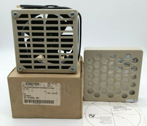 Pfannenberg FLF 01 Filterlifter Fan Unit With Filter