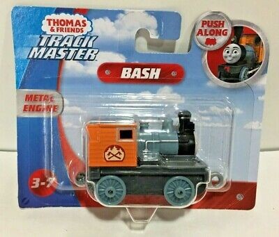Thomas And Friends Track Master Push Along Bash Die-cast Metal Engine New