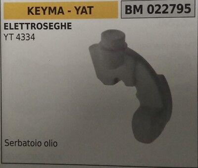 Tanque Aceite Cadena Motosierra Eléctrico Sierra Eléctrica Keyma Yat yt 4334