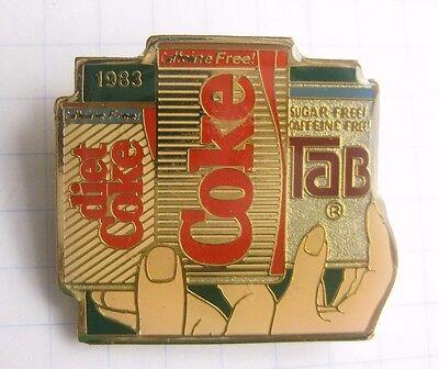 1983 / COCA-COLA / 100-JÄHRIGEN SATZ ..... Spange/kein Pin (Ka4)