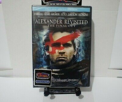 - Alexander Revisited: Final Cut     NEW DVD FREE SHIPPING!!!
