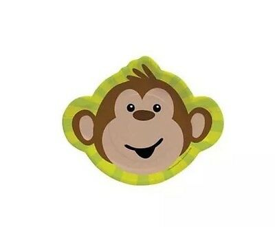 Monkey Themed Birthday Party (Monkeyin' Around Party Supplies- Monkey theme-11.75